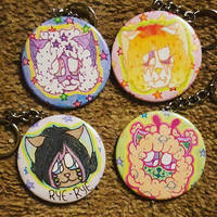 More keychains!!!