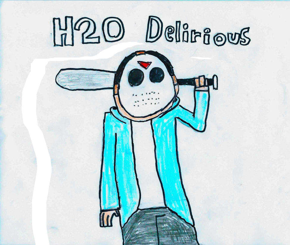 H2O Delirious by NoahFan on DeviantArt H20 Delirious Drawings