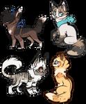 Cat adoptables | OTA | CLOSED
