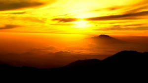 Sikunir Sunrise Indonesia