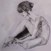 ballerina by Baarbele