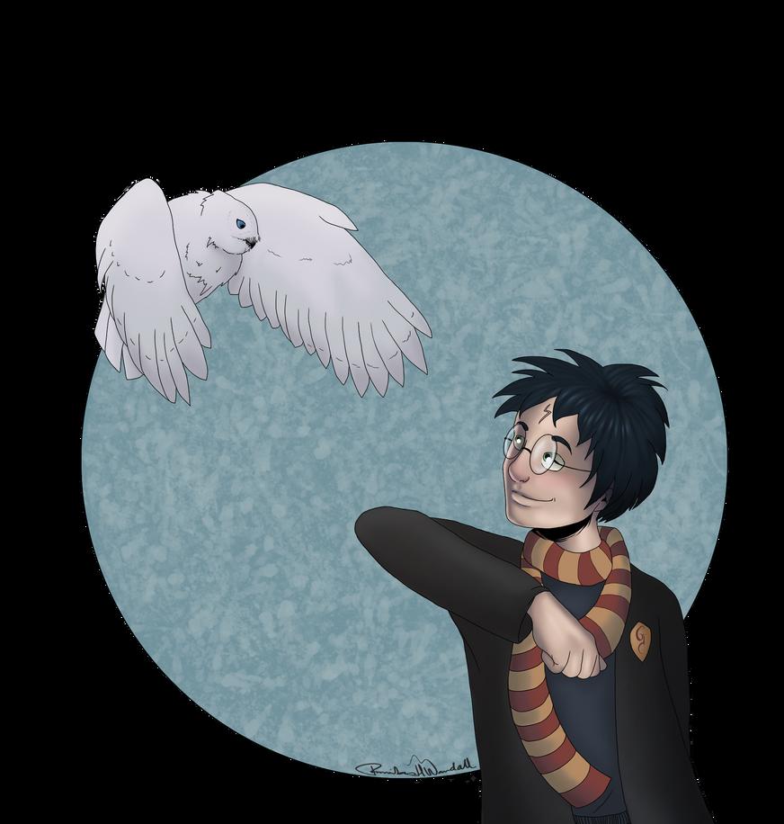 Hermione and Crookshanks by SmileWhenDead on DeviantArt