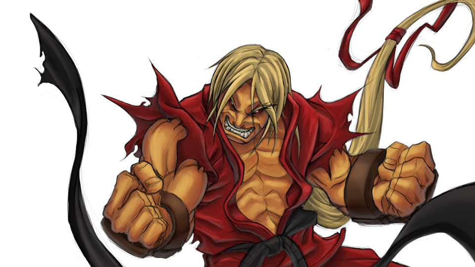 Violent Ken Street Fighter Akuma Images Pictures Photos Icons