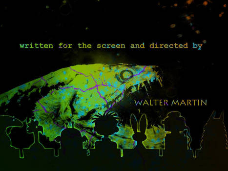 Walter Martin in acidvision