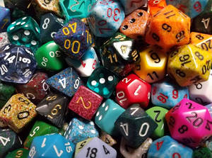 Pound Of Dice