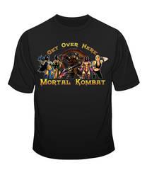 Mortal Kombat - tShirt Concept