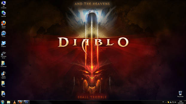 My Diablo 3 Desktop May 15, 2012