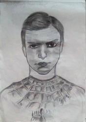 Spiderman by Crystalcherish