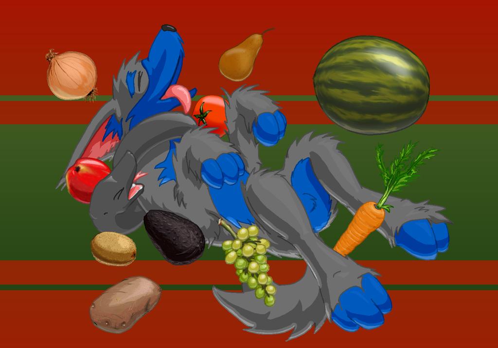 Plant food by Oddwarg