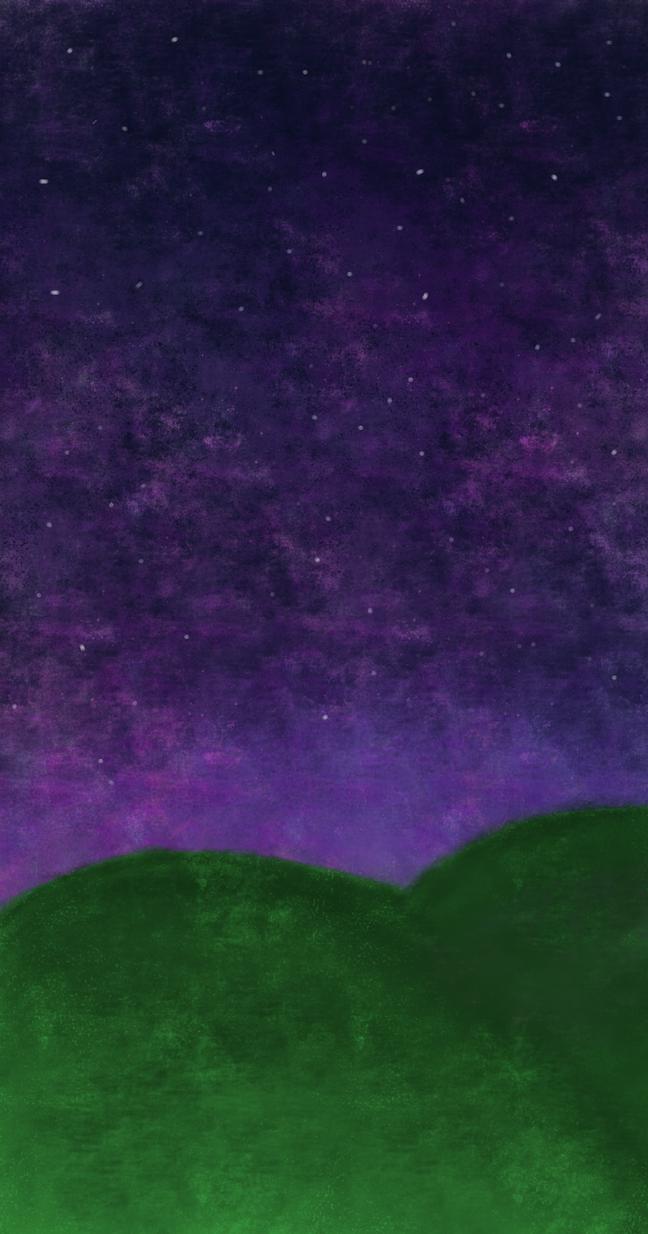The Night Sky by miroku13579