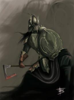 Victarion Greyjoy by Federico-BARDO