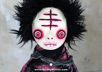 Cutest Voodoo Doll Ever! by MoodyMisfits