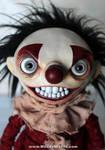 Creepy Clown 2 by MoodyMisfits