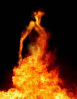 Aibheaog Goddess of Fire by StepIntoMyWorld