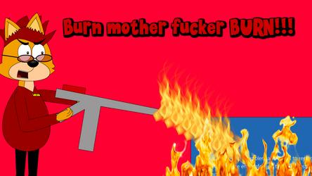 Data Crew Paul burns the BSOD