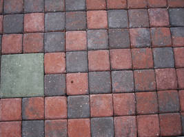 Multi-Colored Brick  HQ by kgainez