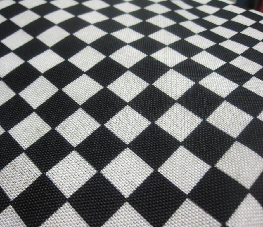 HQ Checkered Fabric Texture by kgainez