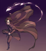 Magic by yuniha