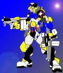 colored armor personel