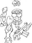 prototype soldier armor