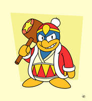 King Dedede by thefrontmanx