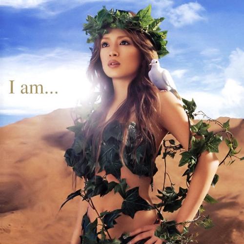 Ayumi Hamasaki - I Am... by TheTrueDarkness on DeviantArt