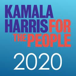Kamala Harris 2020 by TheTrueDarkness