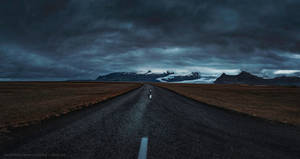 Road nr 1, by MR KSB by ksb-artist