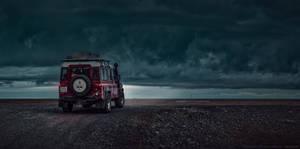 The Icelandic Defender by ksb-artist