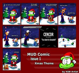 Mud Comic - Issue 1