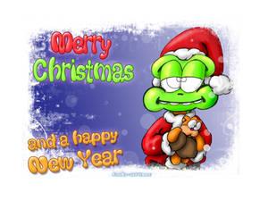 Merry Xmas - mud