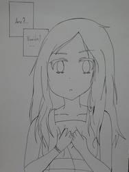 OC #1 by ChEsHa-NeKo1358