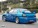 Subaru Impreza WRX STi - VT 2