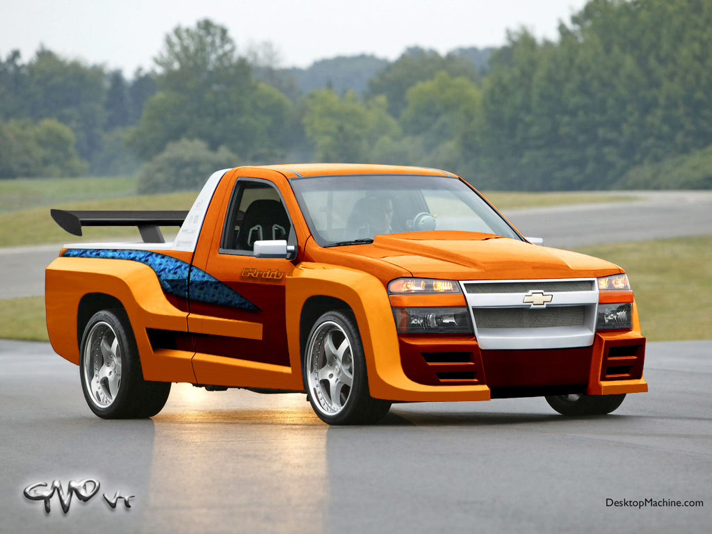 Chevrolet Colorado - VT by Askashi on DeviantArt