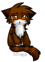 .:Tiny Sad Leafpool:. by Spottedfire-cat