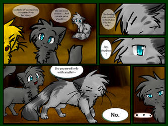 -Jayfeather's Angst- by Spottedfire-cat