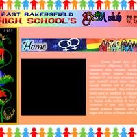 School's GSA Website WIP by Spottedfire-cat