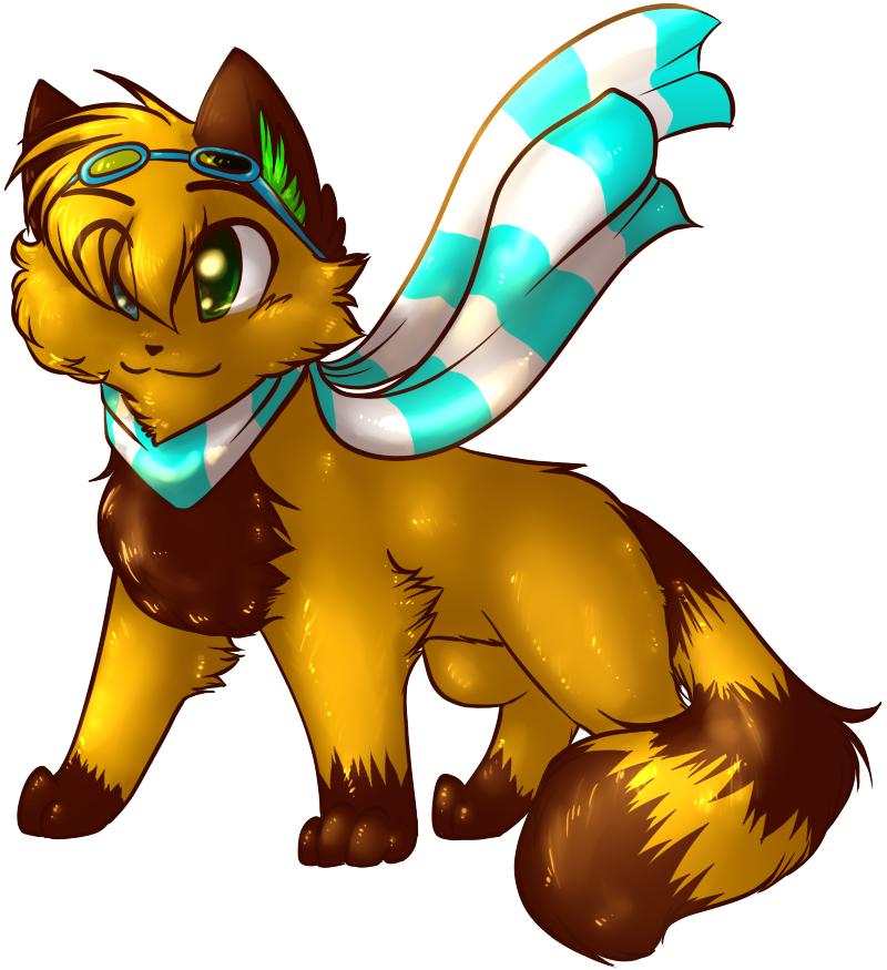 Choco by Spottedfire-cat