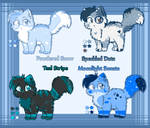 Blue Kitty Adopts! -Read Desc- CLOSED!