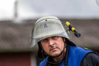 German Firefighter by RescueWolf