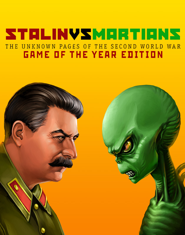Stalin vs. Martians by maruhana-bachi