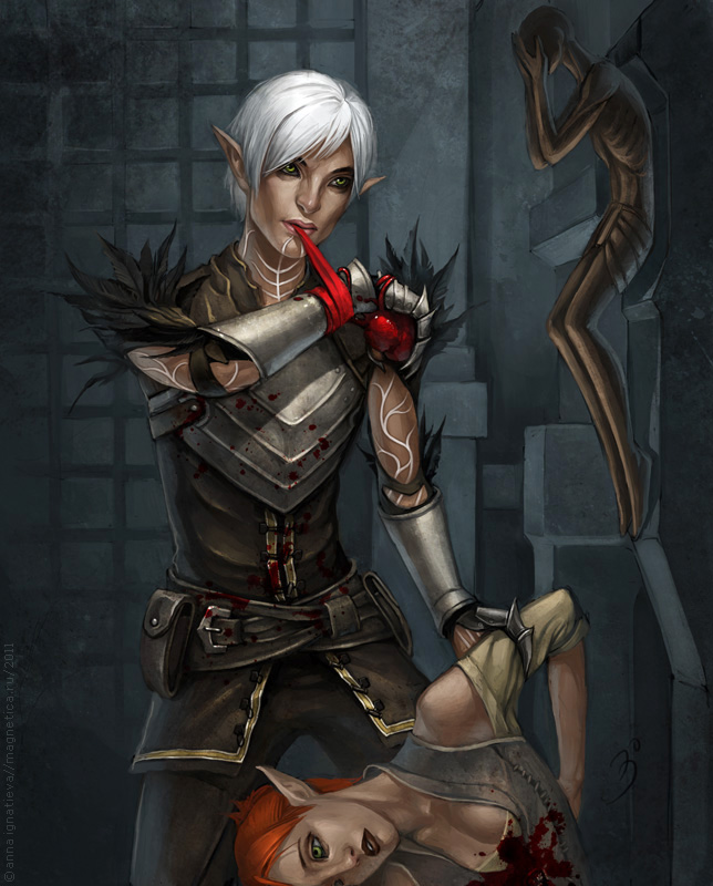 Fenris by maruhana-bac...