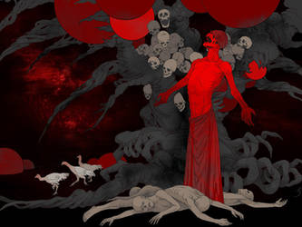 Murder by maruhana-bachi