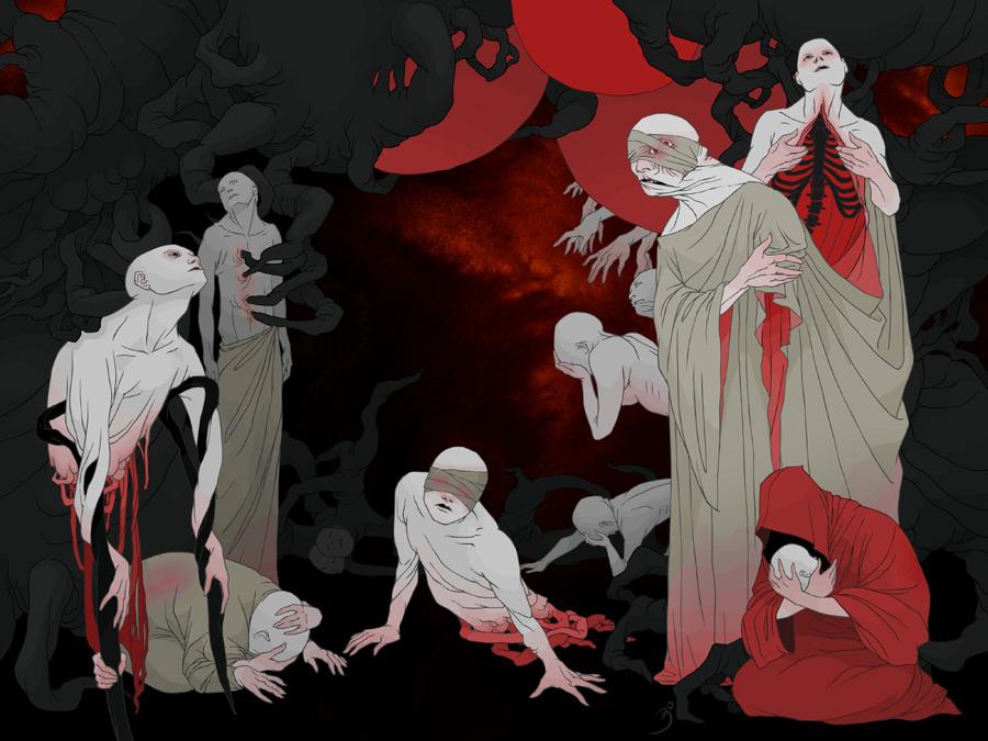 Unmercifulness by maruhana-bachi