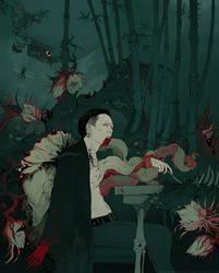 The Blossoming Beelzebub by maruhana-bachi