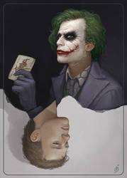 Joker by maruhana-bachi
