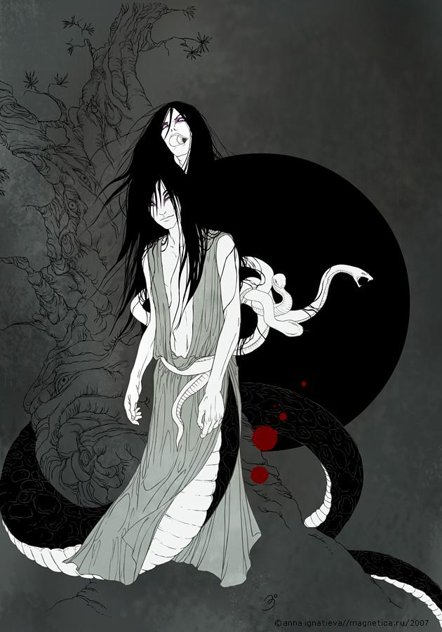mr snake by maruhana-bachi