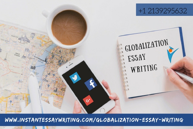 Essay on writing by writers globalization