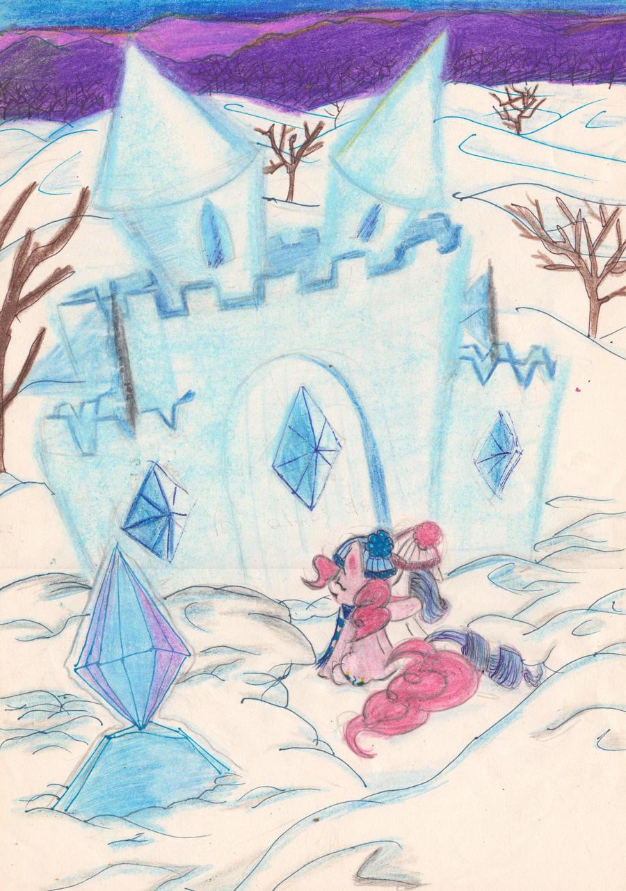 El rincón de una tal Deihiru The_ice_castle_by_deihiru-d5ru3xf