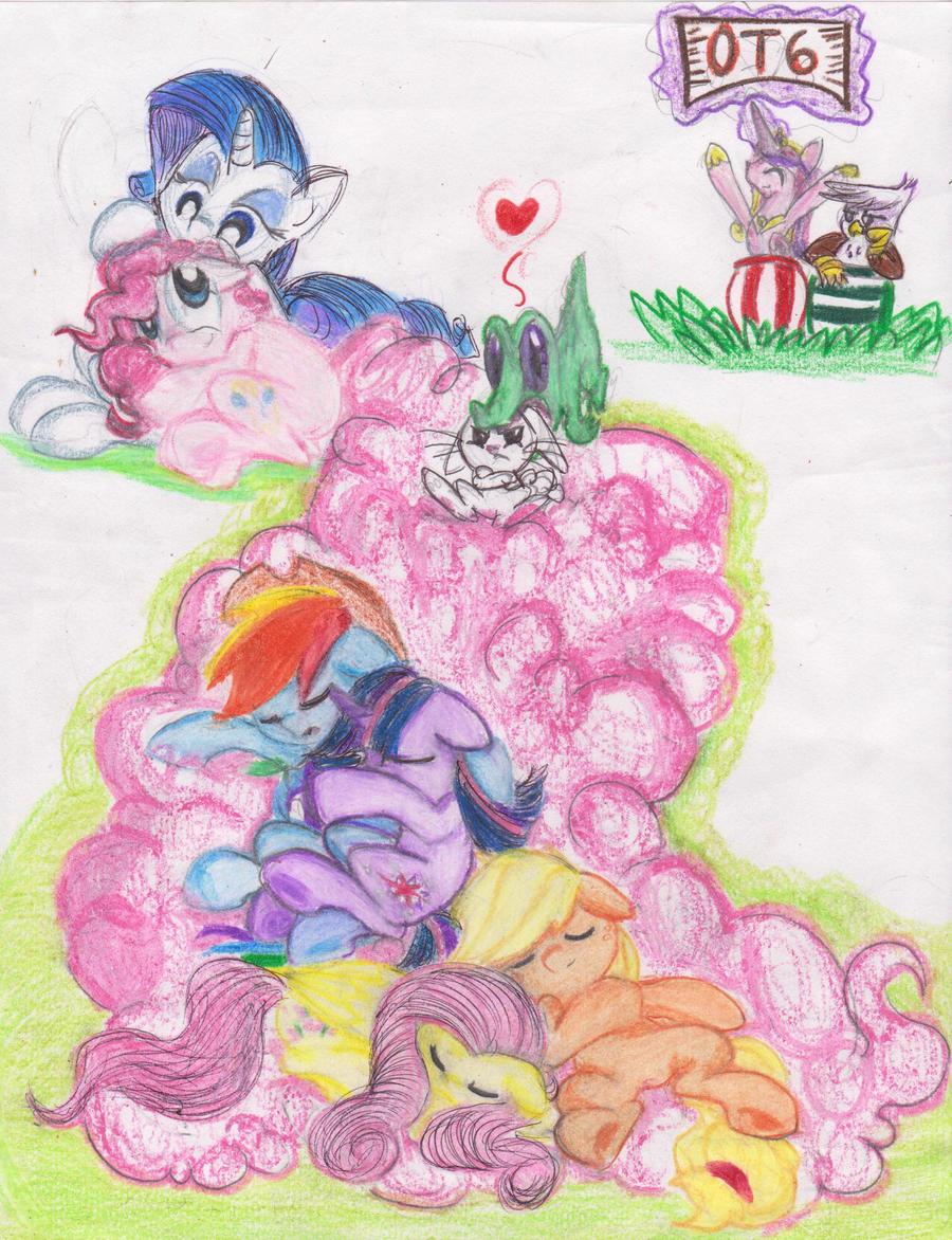 El rincón de una tal Deihiru - Página 2 Cute_ponies_making_out_by_deihiru-d68xmu7